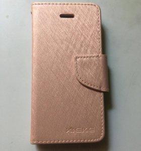 Чехол-книжка iphone 5/5s/se