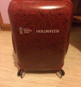 Волонтерский чемодан