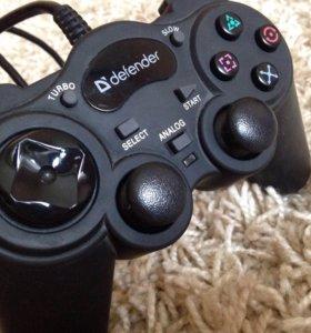 Игровой джойстик для пк и PS1