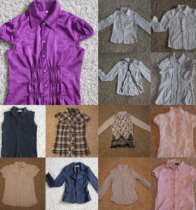 Подростковая и детская одежда