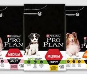 Проплан для собак есть все виды мешки