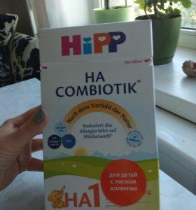 Смесь Хипп Комбиотик 1 гипоаллергенная