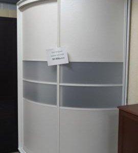 продается радиусный шкаф