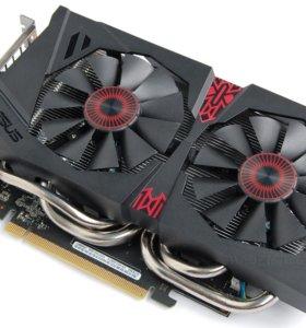 Видеокарта Asus GeForce GTX 960 Strix