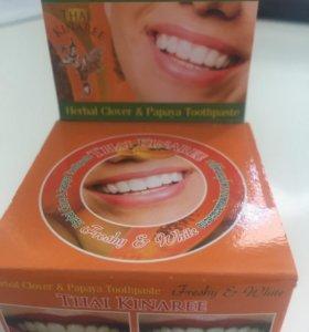 Зубная паста из Тайланда с манго, папаей