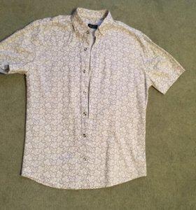 Рубашка Zara 42 размер