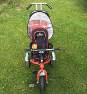 Велосипед rich toys lexus trike vip