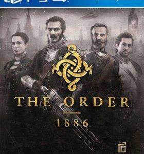 Игра на PS4 Орден 1886