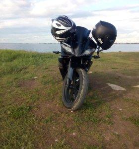 Продам мотоцикл PATRON BLAZE 250