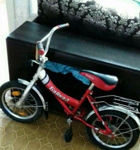 Детский велосипед-ТОРГ