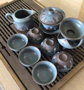Набор чашек для чайной церемонии