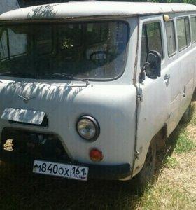 УАЗ 452, 1999