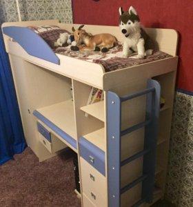 Кровать -чердак Срочно!!!!