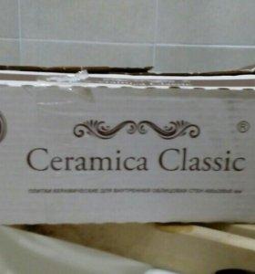 Плитка керамическая 40х20 см