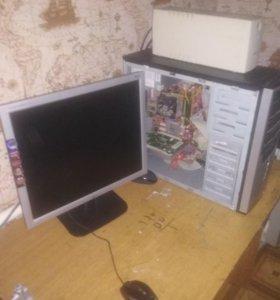 Комьпютер в сборе