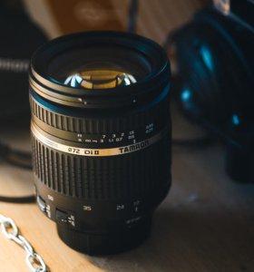 Tamron SP AF 17-50mm f/2.8 XR Di II LD VC Nikon
