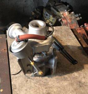 Турбокомпрессор (турбина) на экскаватор ATLAS