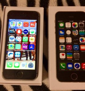 iPhone 5 s 32 gb space gray