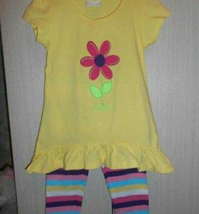 Одежда для девочки 2-4 года