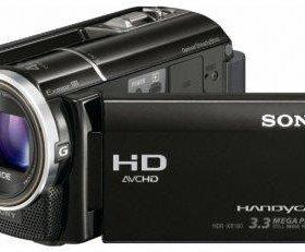 Sony HDR-XR160E