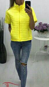 Куртка женская жилет