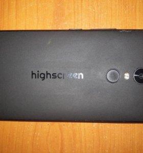 Продам highscreen Fest XL