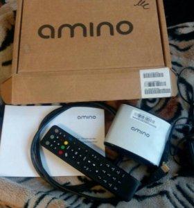 Телевизионный декодер Amino A139 IPTV