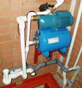 Ремонт водяных насосных станций