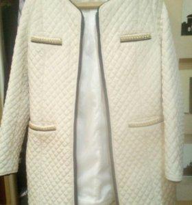 Куртка удлинненая 46-48