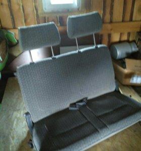 Кресло Сафари 3 ряд
