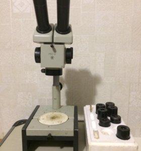 Микроскоп Мбс-9