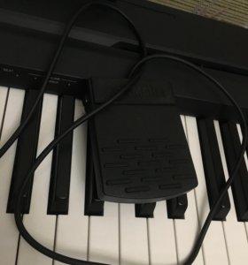 Педаль ямаха для  синтезатора