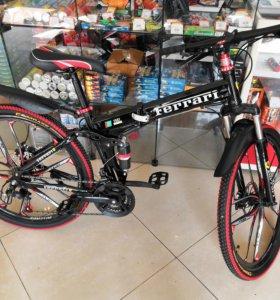 Продам велосипеды на литых дисках.