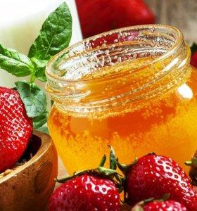 Мёд свежий урожай 3л