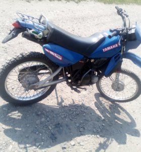 yamaha dt50lc