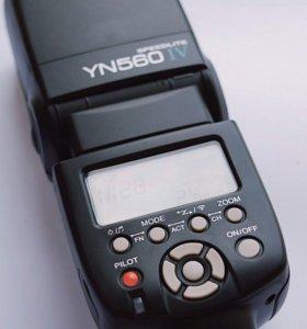 Вспышка Yongnuo YN560 IV