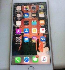 Айфон 6 плюс память 16