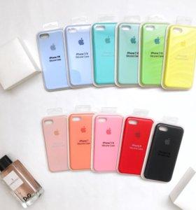 Чехол на iPhone 6/6s, 7/8, 7/8 plus iPhone X