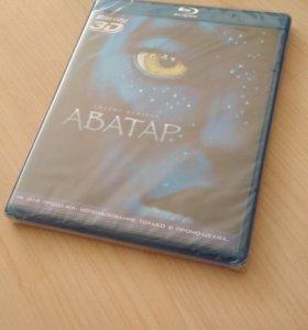 Blu-ray диск, (не б/у)