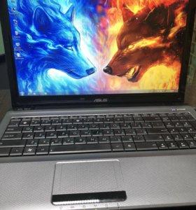 Ноутбук ASUS A52J i3-380M