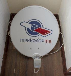 Комплект спутникового телевидения Триколор ТВ