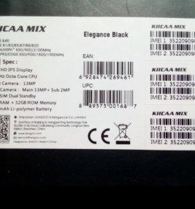 Leagoo Kiicaa Mix 3-32 гб