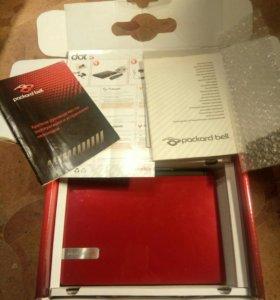 Нетбук Packard Bell 4ядра/2Гб/160Гб в коробке