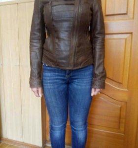 Куртка (косуха), натуральная кожа
