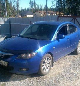 Mazda 3, 2007