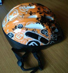 Шлем детский для катания на велосипеде, ролики.