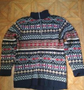 Теплый свитер Authentic, L, б/у
