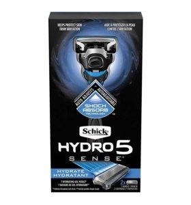 Бритвенный станок Schick Hydro 5 Sense