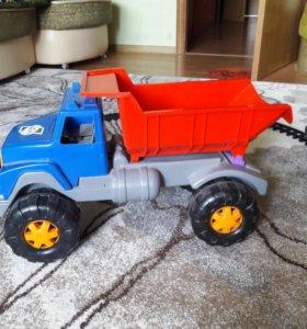 Машина грузовик игрушка