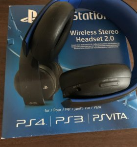 Sony Wireless Stereo Headset 2.0